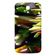 Bright Peppers Samsung Galaxy Mega I9200 Hardshell Back Case by BangZart