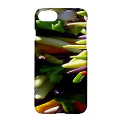 Bright Peppers Apple Iphone 7 Hardshell Case by BangZart