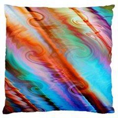 Cool Design Large Cushion Case (one Side)