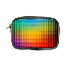 Blurred Color Pixels Coin Purse by BangZart