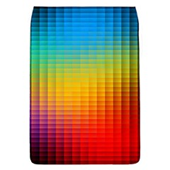 Blurred Color Pixels Flap Covers (l)  by BangZart