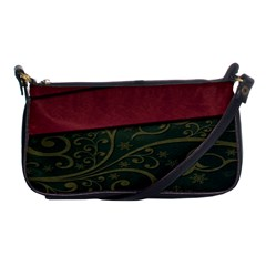 Beautiful Floral Textured Shoulder Clutch Bags by BangZart