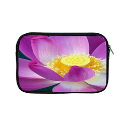 Pink Lotus Flower Apple Macbook Pro 13  Zipper Case by BangZart