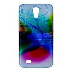 Abstract Color Plants Samsung Galaxy Mega 6 3  I9200 Hardshell Case by BangZart