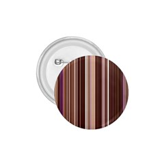 Brown Vertical Stripes 1 75  Buttons by BangZart