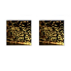 Blurry Sparks Cufflinks (square) by BangZart