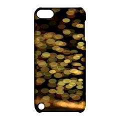 Blurry Sparks Apple Ipod Touch 5 Hardshell Case With Stand by BangZart