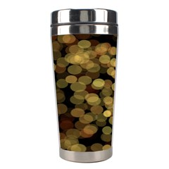 Blurry Sparks Stainless Steel Travel Tumblers by BangZart