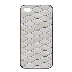 Roof Texture Apple Iphone 4/4s Seamless Case (black) by BangZart