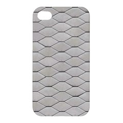 Roof Texture Apple Iphone 4/4s Hardshell Case by BangZart