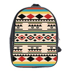 Tribal Pattern School Bags (xl)  by BangZart