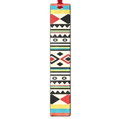 Tribal Pattern Large Book Marks by BangZart