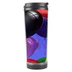 Colorful Balloons Render Travel Tumbler by BangZart