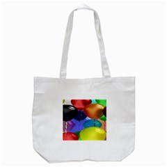 Colorful Balloons Render Tote Bag (white) by BangZart