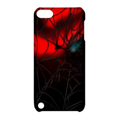 Spider Webs Apple Ipod Touch 5 Hardshell Case With Stand by BangZart