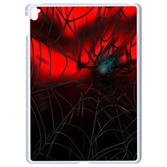 Spider Webs Apple Ipad Pro 9 7   White Seamless Case by BangZart