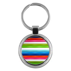 Colorful Plasticine Key Chains (round)  by BangZart