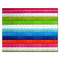 Colorful Plasticine Rectangular Jigsaw Puzzl by BangZart