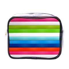 Colorful Plasticine Mini Toiletries Bags by BangZart