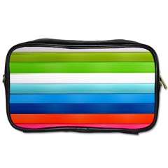 Colorful Plasticine Toiletries Bags 2 Side by BangZart