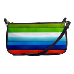 Colorful Plasticine Shoulder Clutch Bags by BangZart