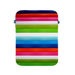 Colorful Plasticine Apple Ipad 2/3/4 Protective Soft Cases by BangZart