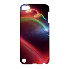 Neon Heart Apple Ipod Touch 5 Hardshell Case by BangZart
