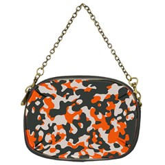 Camouflage Texture Patterns Chain Purses (one Side)  by BangZart