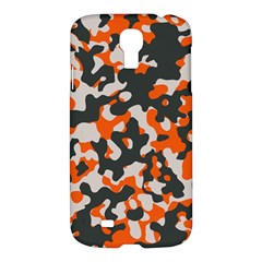 Camouflage Texture Patterns Samsung Galaxy S4 I9500/i9505 Hardshell Case by BangZart