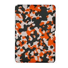 Camouflage Texture Patterns Samsung Galaxy Tab 2 (10 1 ) P5100 Hardshell Case  by BangZart