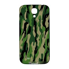Green Military Vector Pattern Texture Samsung Galaxy S4 I9500/i9505  Hardshell Back Case by BangZart