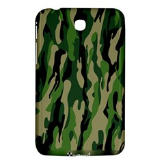 Green Military Vector Pattern Texture Samsung Galaxy Tab 3 (7 ) P3200 Hardshell Case  by BangZart
