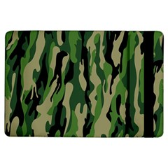 Green Military Vector Pattern Texture Ipad Air Flip by BangZart