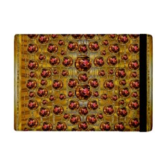 Angels In Gold And Flowers Of Paradise Rocks Ipad Mini 2 Flip Cases by pepitasart