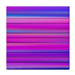 Cool Abstract Lines Tile Coasters by BangZart