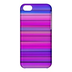Cool Abstract Lines Apple Iphone 5c Hardshell Case by BangZart