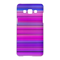 Cool Abstract Lines Samsung Galaxy A5 Hardshell Case  by BangZart