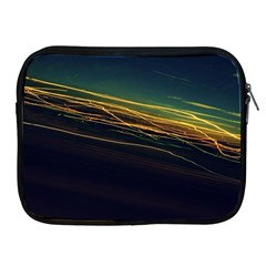 Night Lights Apple Ipad 2/3/4 Zipper Cases by BangZart