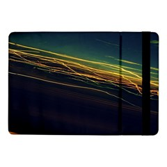 Night Lights Samsung Galaxy Tab Pro 10 1  Flip Case by BangZart