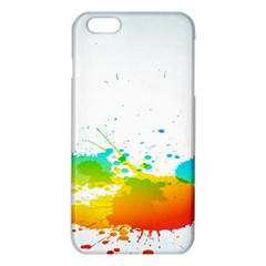 Colorful Abstract Iphone 6 Plus/6s Plus Tpu Case by BangZart