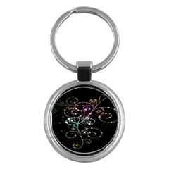 Sparkle Design Key Chains (round)  by BangZart