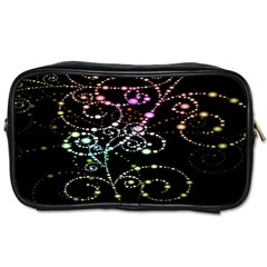 Sparkle Design Toiletries Bags 2 Side