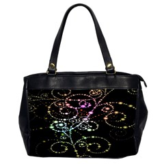 Sparkle Design Office Handbags (2 Sides)  by BangZart