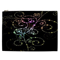 Sparkle Design Cosmetic Bag (xxl)  by BangZart