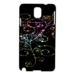 Sparkle Design Samsung Galaxy Note 3 N9005 Hardshell Case by BangZart