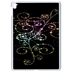 Sparkle Design Apple Ipad Pro 9 7   White Seamless Case by BangZart