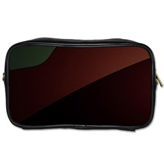 Color Vague Abstraction Toiletries Bags by BangZart