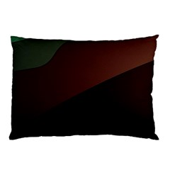 Color Vague Abstraction Pillow Case (two Sides) by BangZart