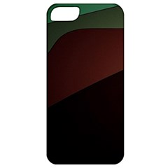 Color Vague Abstraction Apple Iphone 5 Classic Hardshell Case