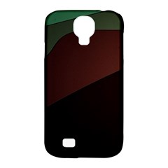 Color Vague Abstraction Samsung Galaxy S4 Classic Hardshell Case (pc+silicone)